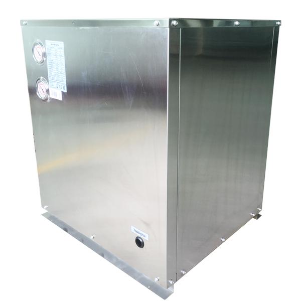 Horizontal Ground Source Heat Pump Systems