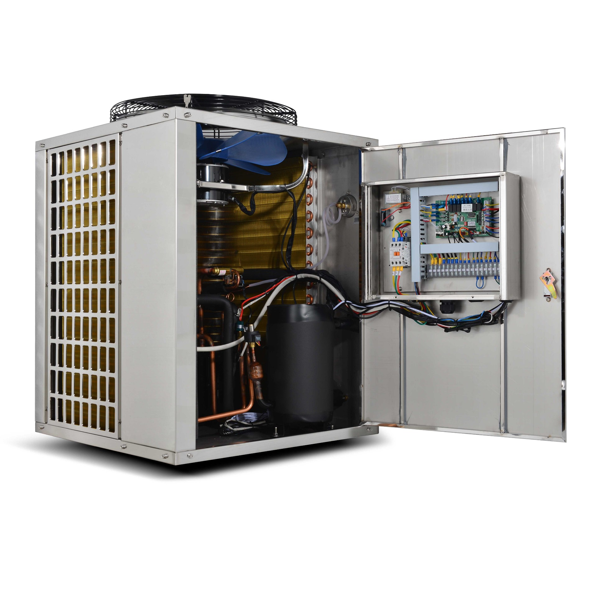 Air Source Heat Pumps For Pool