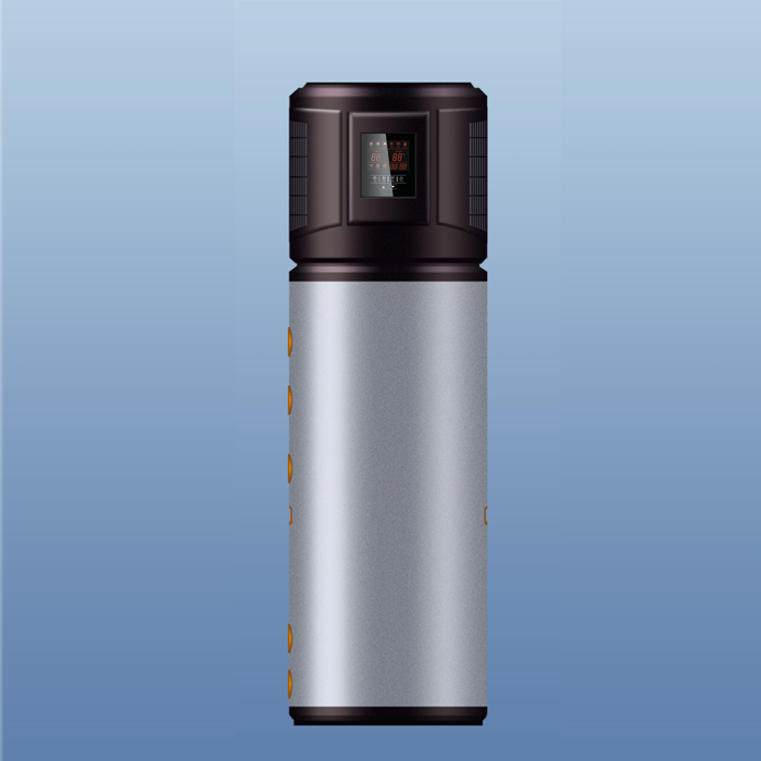 Air Source All In One 250L Heat Pump