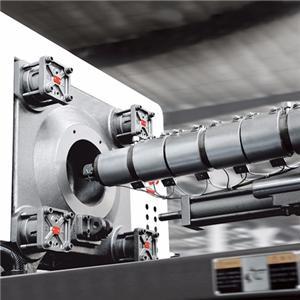SHE185G Servo Energy Saving Injection Moulding Machine