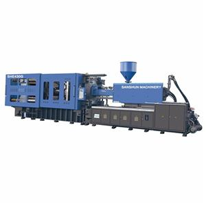 SHE430G Servo Energy Saving Injection Moulding Machine