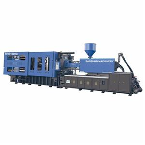 SHE1000G Servo Energy Saving Injection Moulding Machine