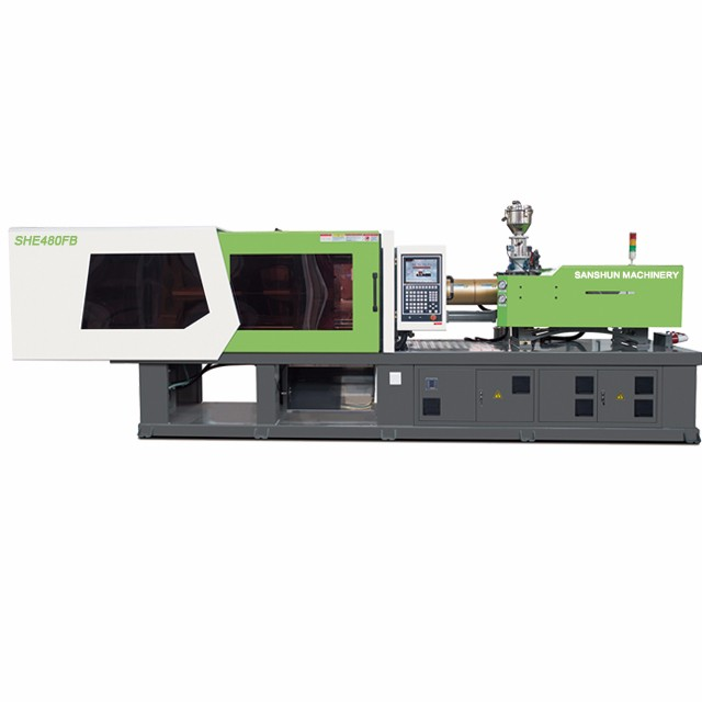 SHE480 FB Fruit Basket Injection Molding Machine