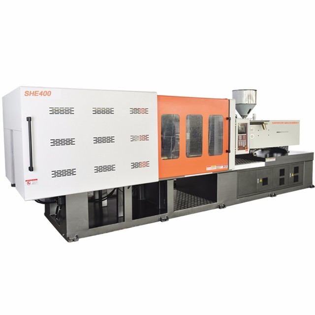 SHE400 Auto-car Part injection molding machine