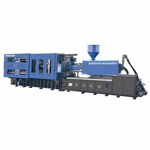 SHE430 Fixed Pump Injection Moulding Machine