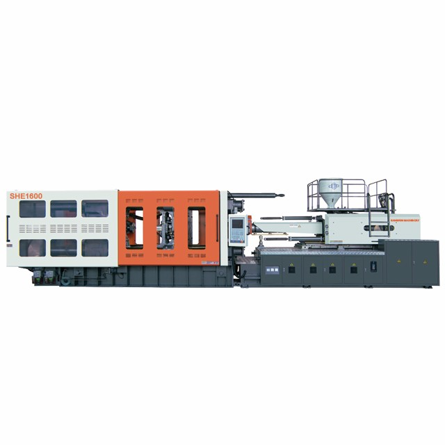SHE1600 Large Volume Injection Molding Machine