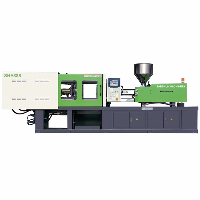 SHE338 Horizontal Injection Molding Machine