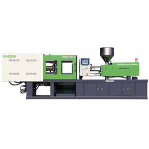 SHE538 Horizontal Injection Molding Machine