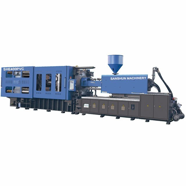 SHE400 PVC Pipe Makimg Injection Molding Machine