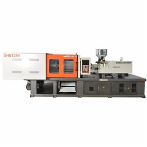 SHE128V Variable Energy Saving Injection Moulding Machine