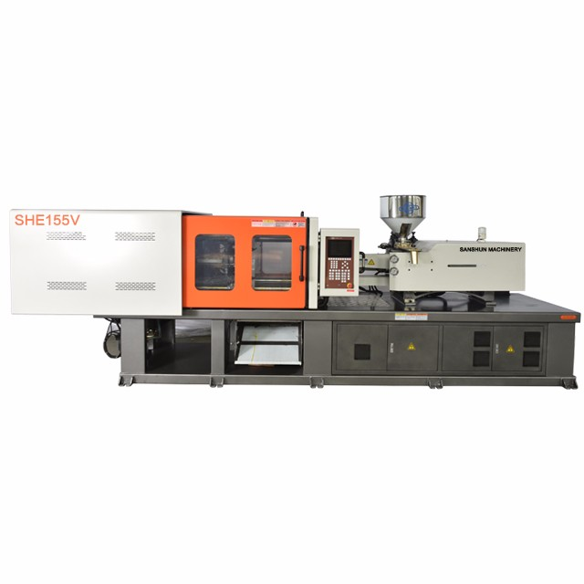 SHE155V Variable Energy Saving Injection Moulding Machine