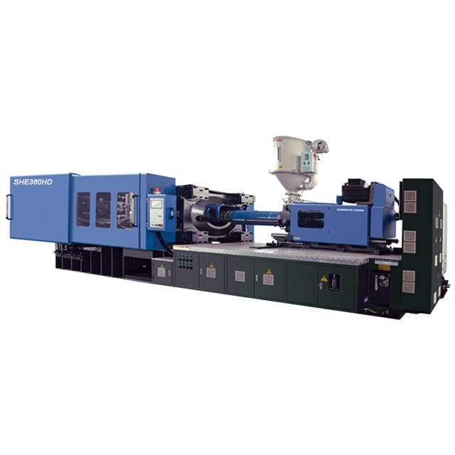 SHE360HD Nylon Cable Injection Molding Machine