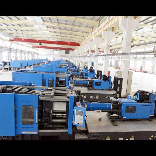 SHE400 PVC Pipe Makimg Injection Molding Machine