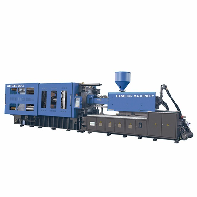 SHE1800G Servo Energy Saving Injection Moulding Machine
