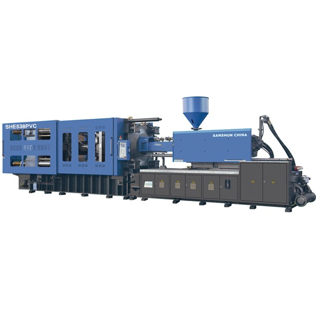 SHE538 PVC Pipe Making Injection Molding Machine Manufacturers, SHE538 PVC Pipe Making Injection Molding Machine Factory, Supply SHE538 PVC Pipe Making Injection Molding Machine