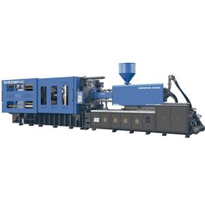 SHE538 PVC Pipe Making Injection Molding Machine