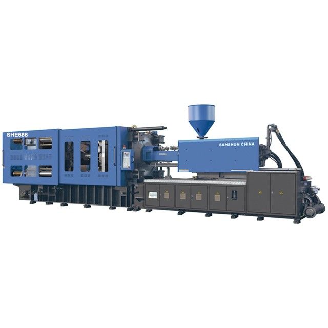 SHE688 Fixed Pump Injection Moulding Machine Manufacturers, SHE688 Fixed Pump Injection Moulding Machine Factory, Supply SHE688 Fixed Pump Injection Moulding Machine