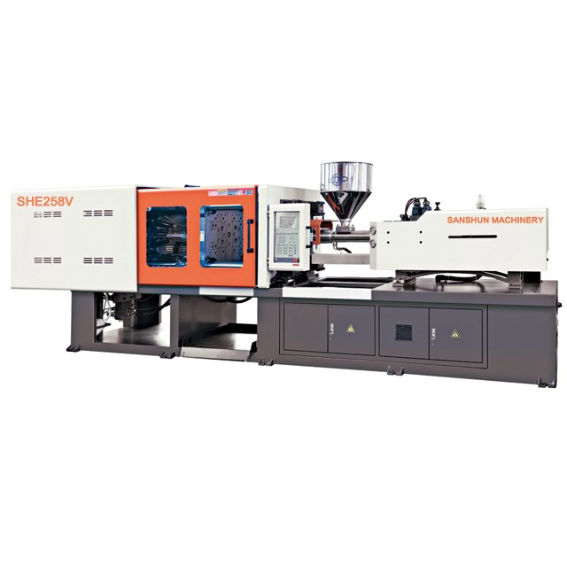 SHE258V Variable Energy Saving Injection Moulding Machine