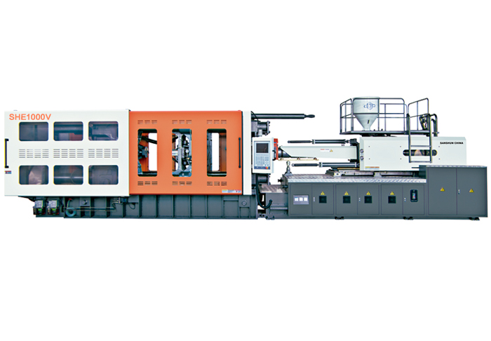 1000Ton Variable injection molding machine