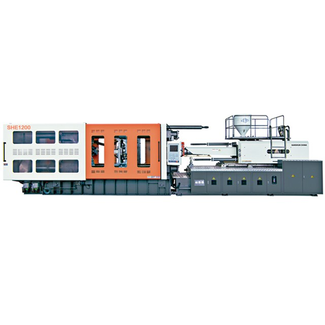 SHE1200 Auto-car Part injection molding machine