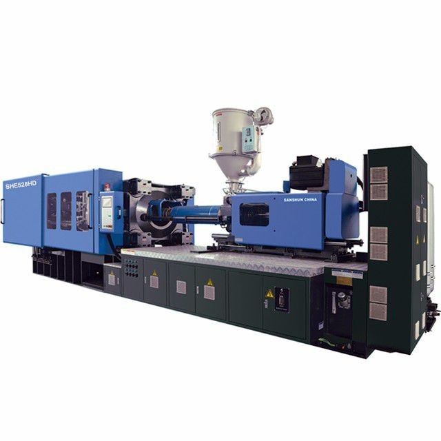 SHE528HD Nylon Cable Injection Molding Machine