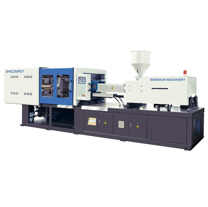 SHE230V-PET Preform Injection Molding Machine