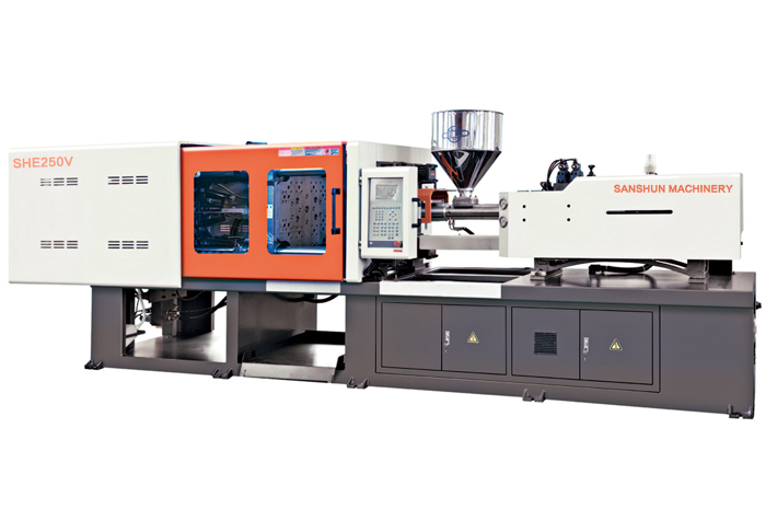 Variable Energy Saving Injection Molding Plastic Product Making Machine