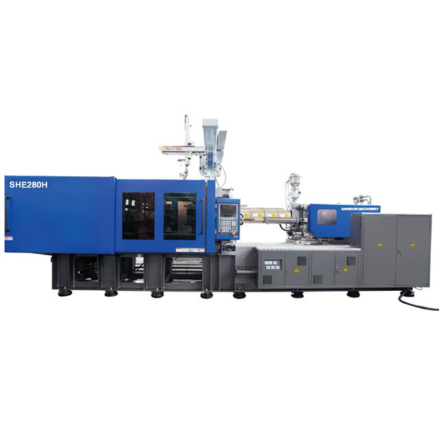 SHE280H Professional High Speed Machine