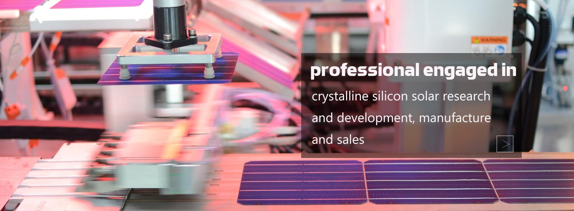 Polycrystalline Solar Module 72cells