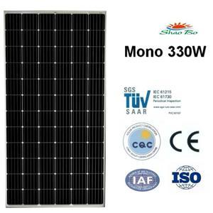 330W Mono Solar Module