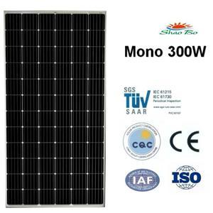 300W Mono Solar Module