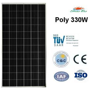 330W Poly Solar Module