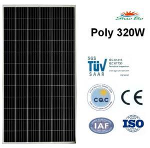 320W Poly Solar Module