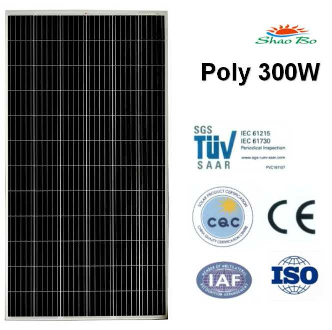 High quality crystalline silicon solar  300W Poly Solar Module Quotes,China silicon solar300W Poly Solar Module Factory,good quality 300W Poly Solar Module Purchasing