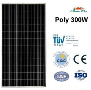 300W Poly Solar Module