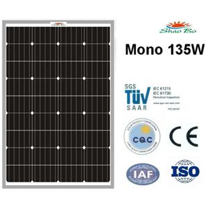 135W Mono Solar Module