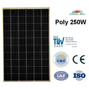 250W Poly Solar Module