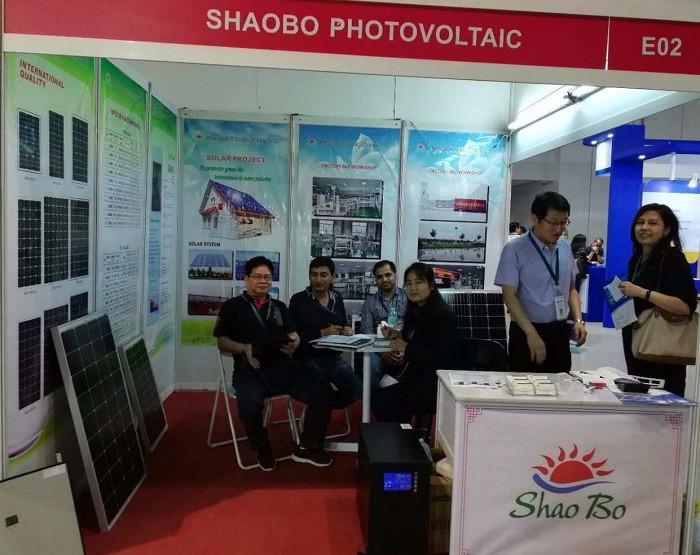 2018,05 Philippines solar show