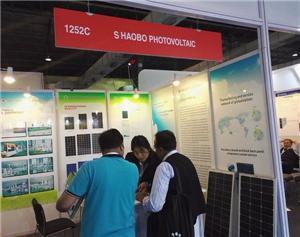2017.12. solar india exhibition