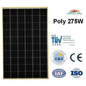 275W Poly Solar Module