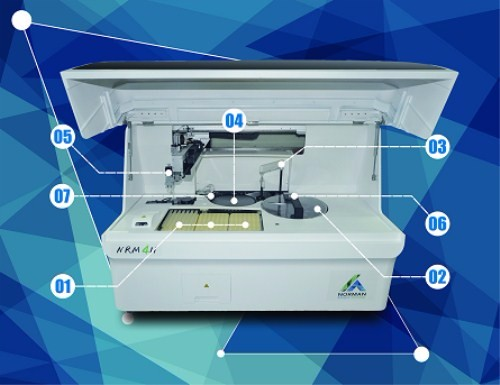 Luminol Enzymatic Chemiluminescence Immunoassay Clinical Analyzer Manufacturers, Luminol Enzymatic Chemiluminescence Immunoassay Clinical Analyzer Factory, Supply Luminol Enzymatic Chemiluminescence Immunoassay Clinical Analyzer