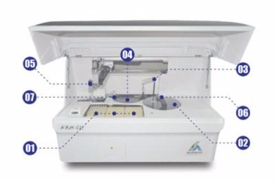 Fully Automatic Serum Plasma Chemiluminescence Immunoassay Analyzer Manufacturers, Fully Automatic Serum Plasma Chemiluminescence Immunoassay Analyzer Factory, Supply Fully Automatic Serum Plasma Chemiluminescence Immunoassay Analyzer