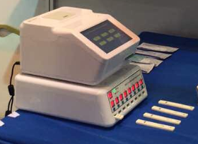 Near Patient Testing Device Rapid Test Reader