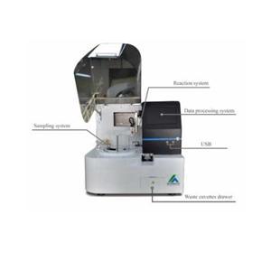 HS Ctni Poct Clia Chemiluminescence Immunoassay Small Size Ivd Analyzer