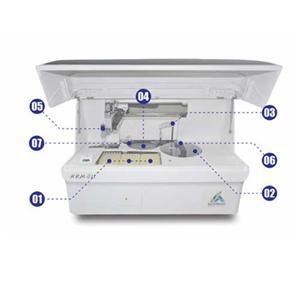 Chemiluminescence Immunoassay Instrument For Acute Myocardial Infarction