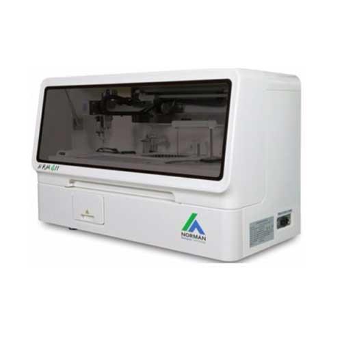 Diagnostic Equipment Whole Blood Chemiluminescence Immunoassay Analyzer