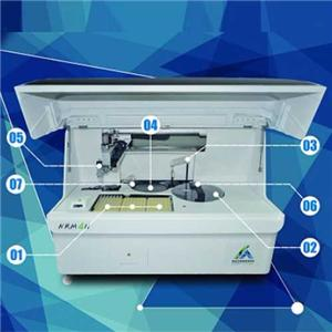 Fully Automated Chemiluminescence Analyzer Medical Instrument