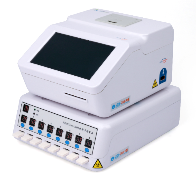 point of care testing machines