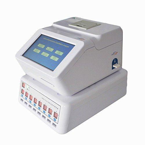 Immunofluorescence Analyzer