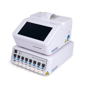Hba1c Rapid Poct Immunoassay Diagnositc Analyzer
